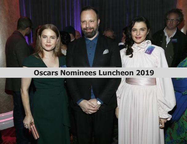 Oscars 2019 Luncheon 607 27