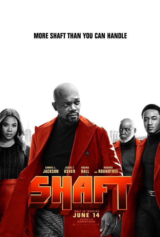 shaft poster 607