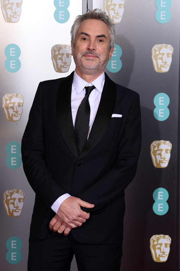 Alfonso Cuaron BAFTA