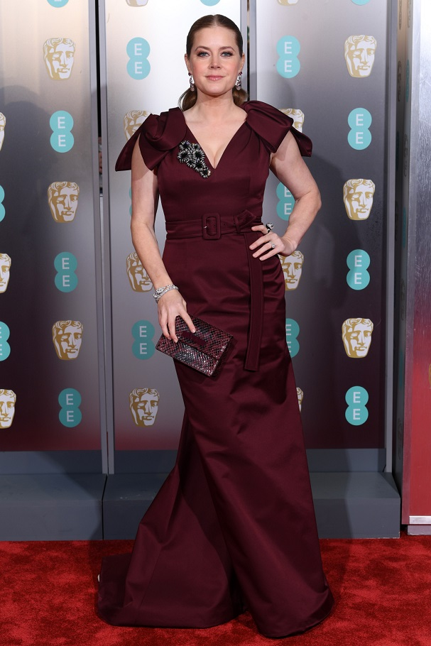 Amy Adams BAFTA