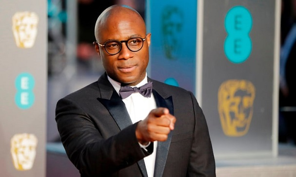 Barry Jenkins BAFTA
