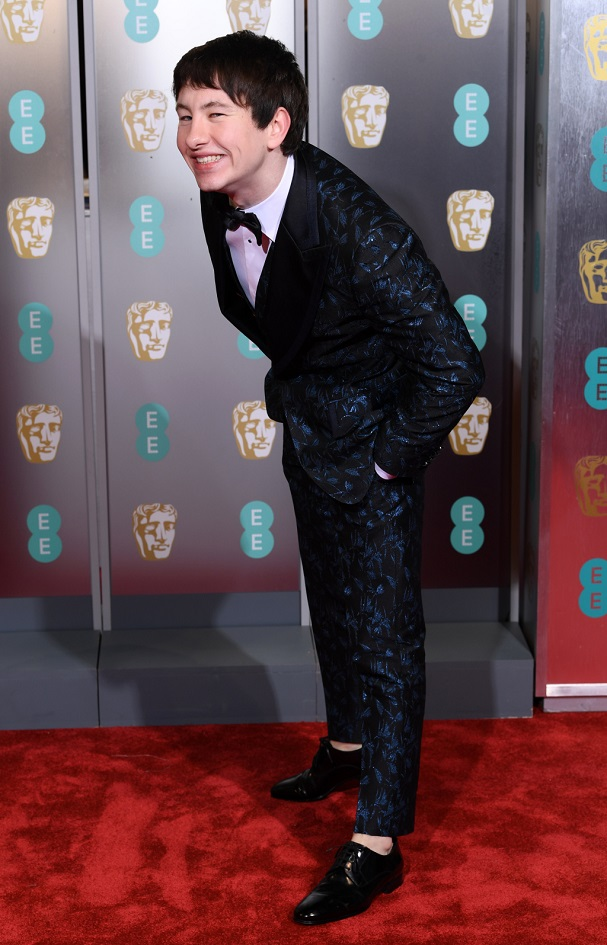 Barry Keoghan BAFTA