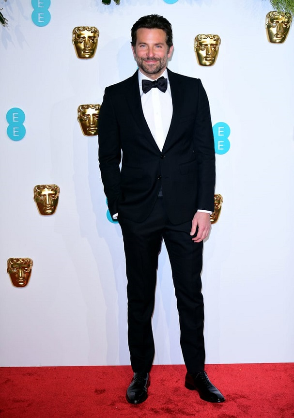 Bradley Cooper BAFTA