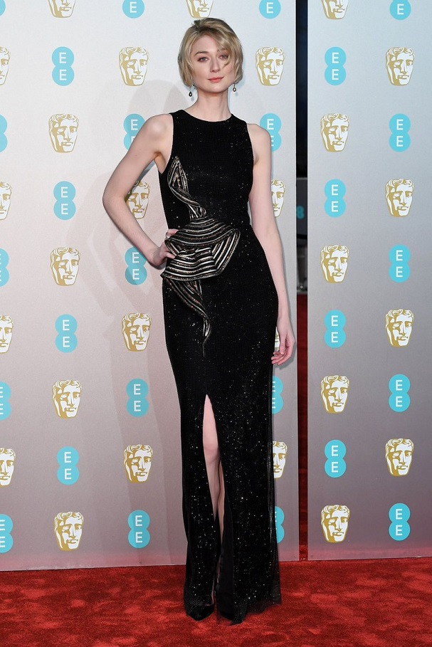 Elizabeth Debicki BAFTA