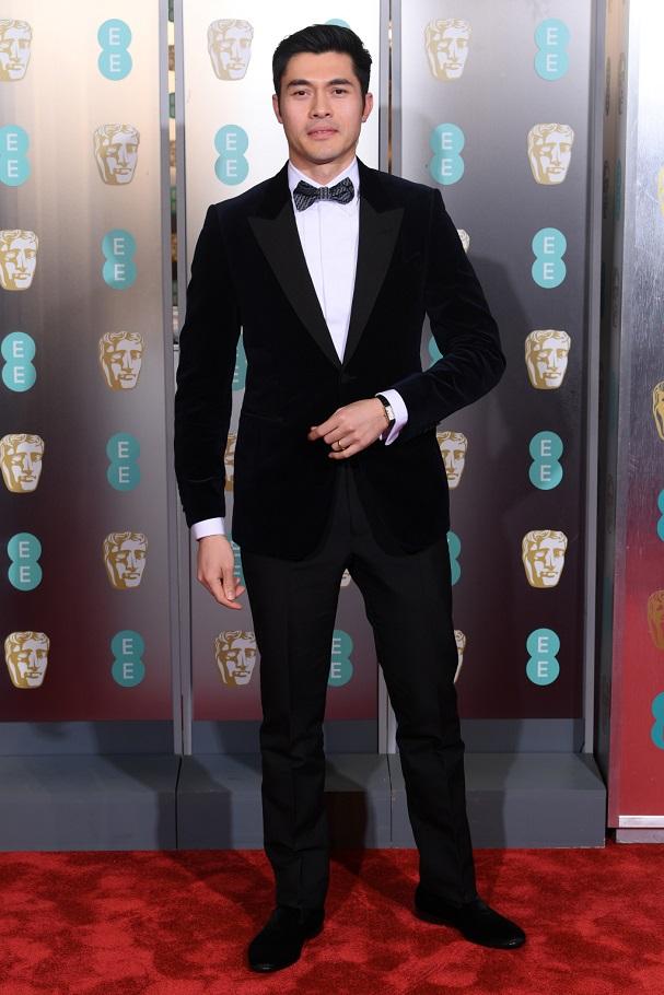 Henry Golding BAFTA