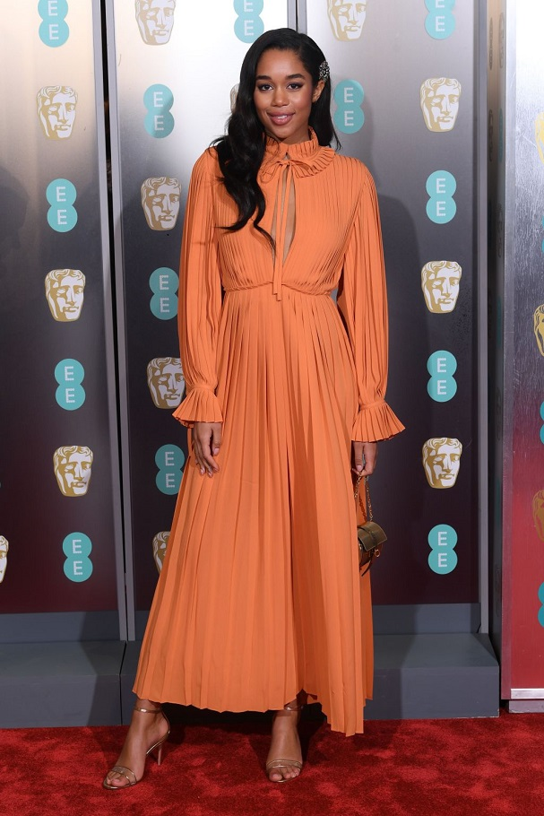 Laura Harrier BAFTA
