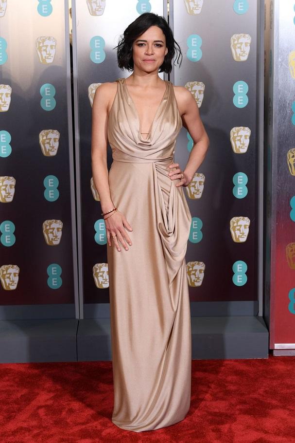 Michelle Rodriguez BAFTA