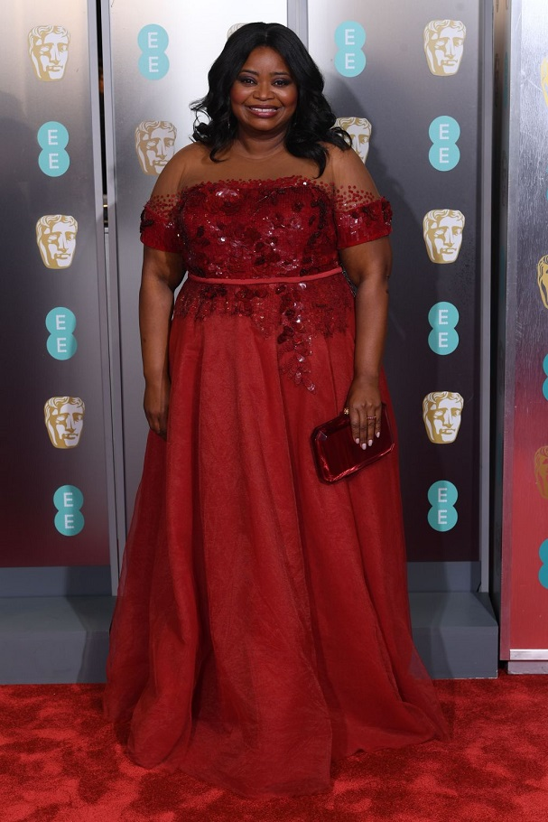 Octavia Spencer BAFTA