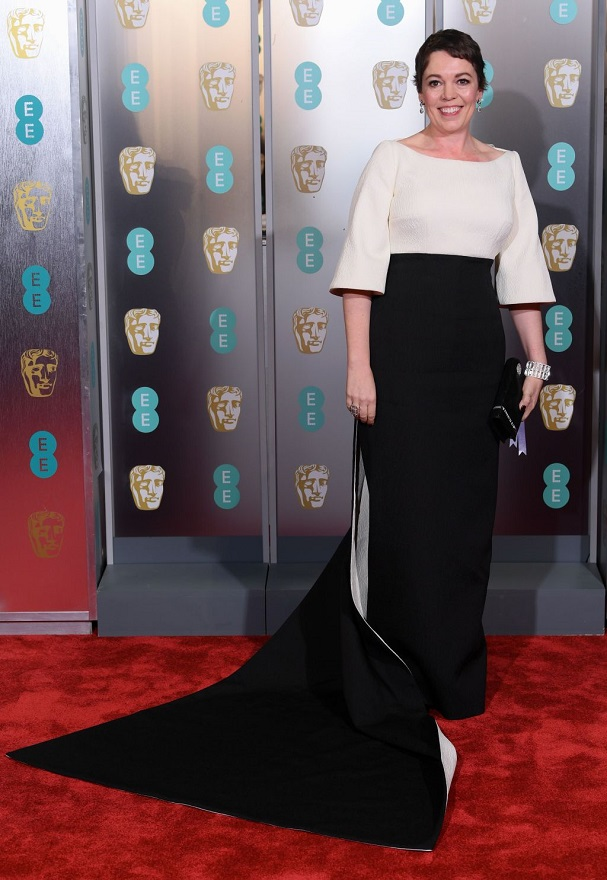 Olivia Colman BAFTA