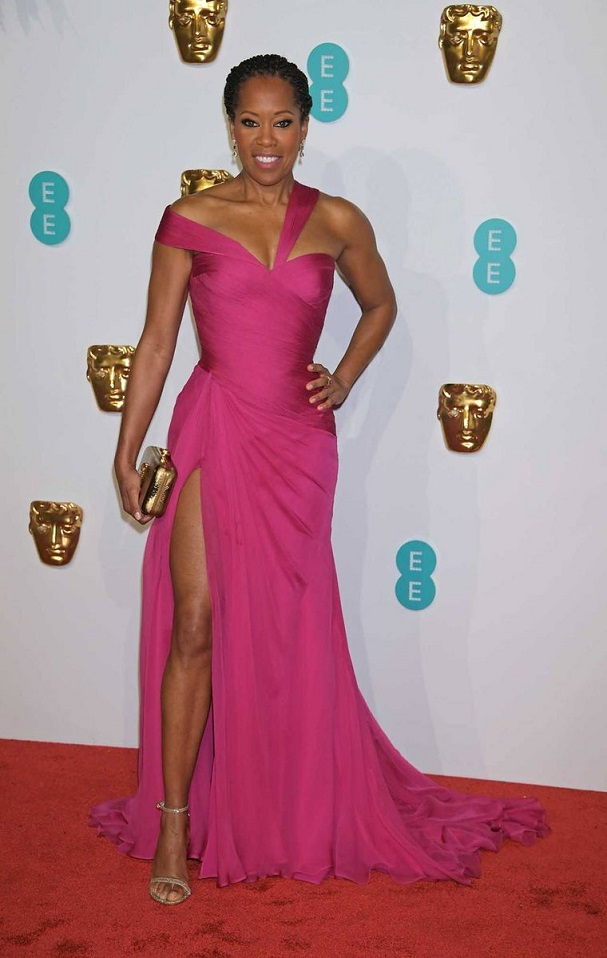 Regina King BAFTA