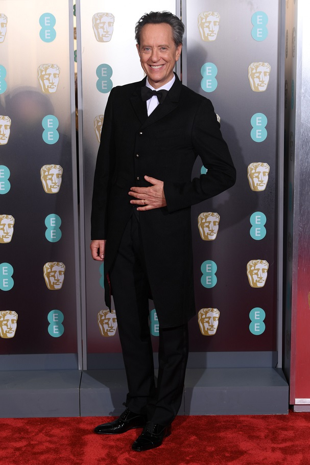 Richard E. Grant BAFTA