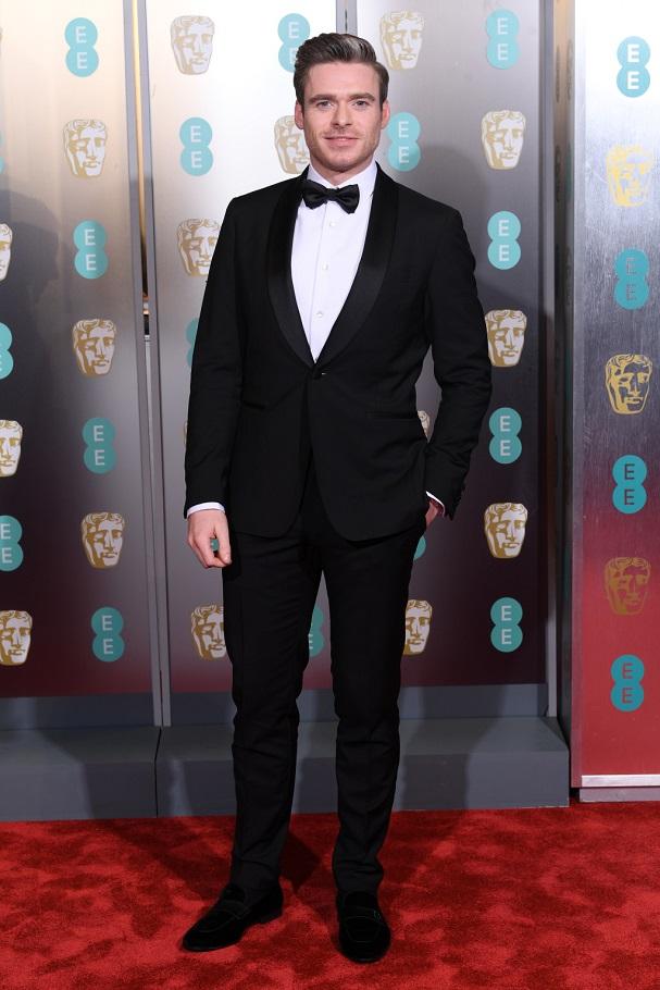 Richard Madden BAFTA