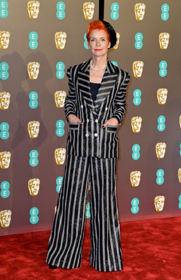 Sandy Powell BAFTA