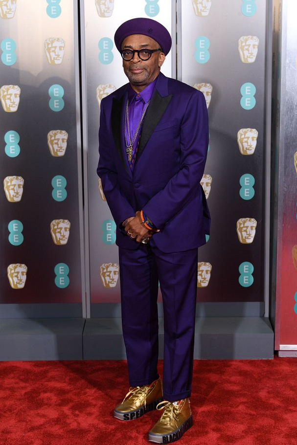 Spike Lee BAFTA