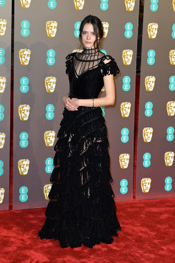 Stacy Martin BAFTA