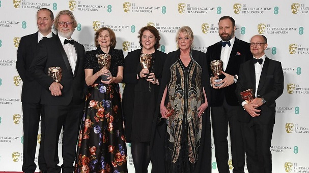 The Favourite Team BAFTA