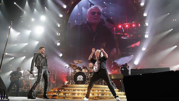Queen Live at the Oscars 607 2