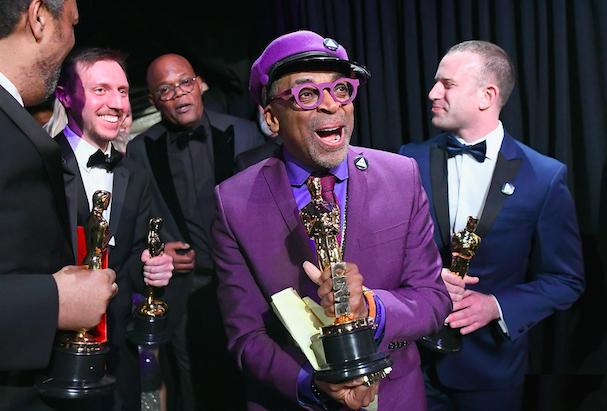 Oscars 2019 Backstage 607 6