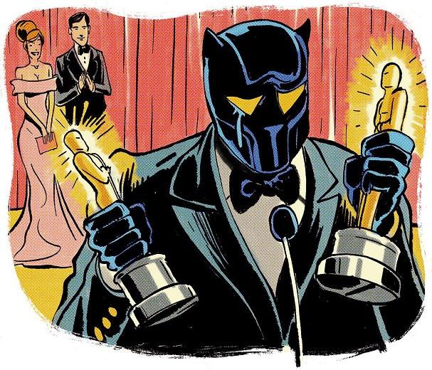 Oscars Black Panther 607