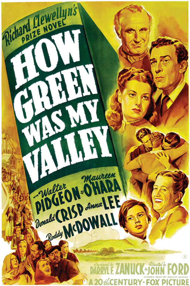 How Green was my Valley 607