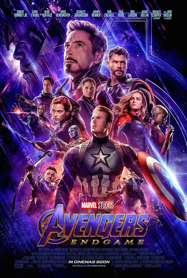 Avengers Endgame 607