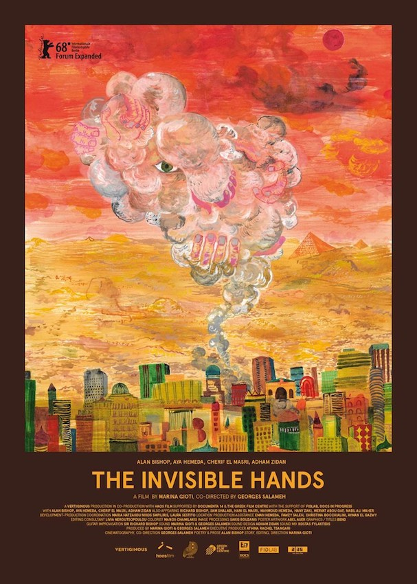 The Invisible Hands 607