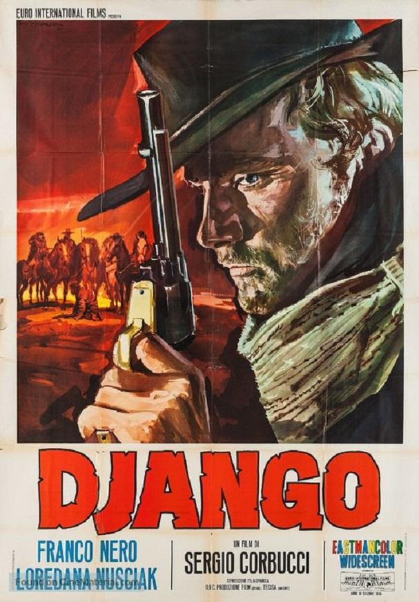 Django Poster 607