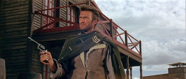 For a fistful of dollars 607