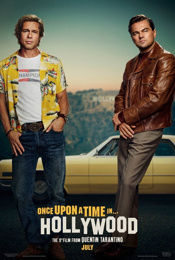Once Upon a Time in Hollywood poster 607