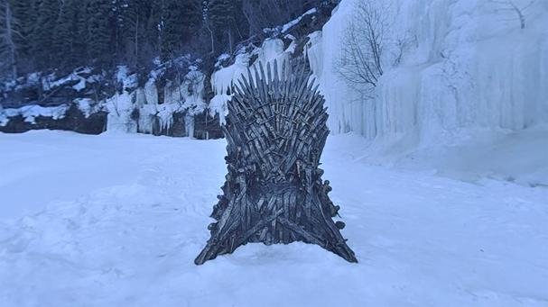 iron throne 607
