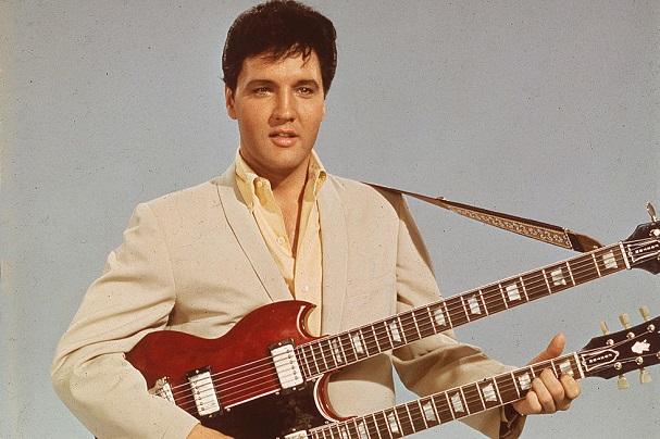 Elvis Presley 607