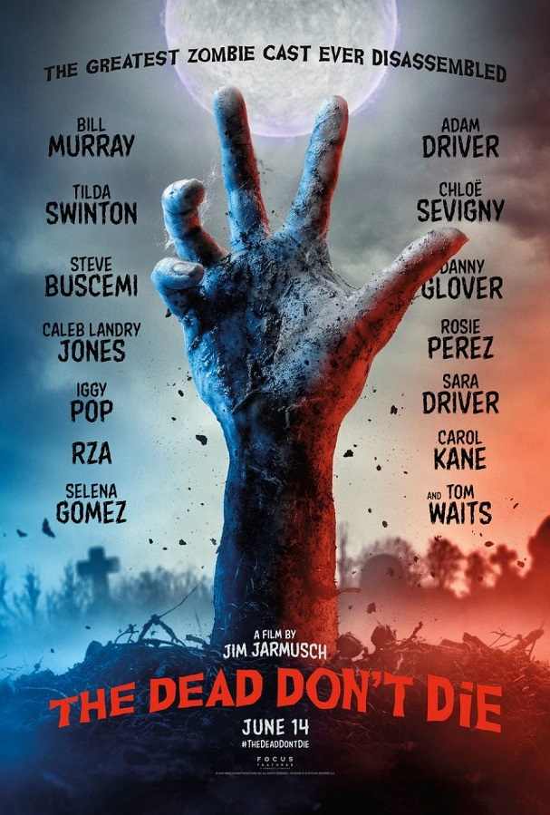 the dead don't die poster 607
