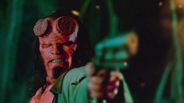 Hellboy 607