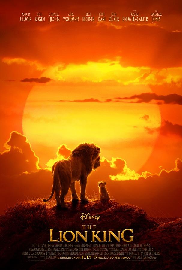 lion king poster 607