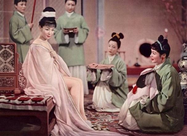 Princess Yang Kwei-fei 607