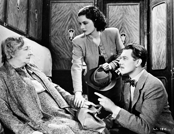 The Lady Vanishes 607