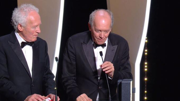 jean pierre luc Dardenne cannes young ahmed 607
