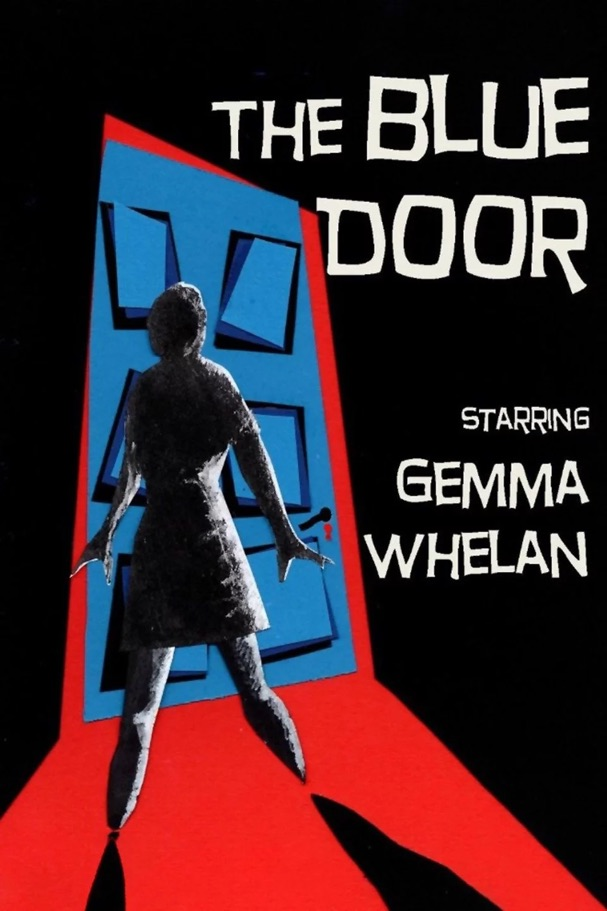 the blue door short 607