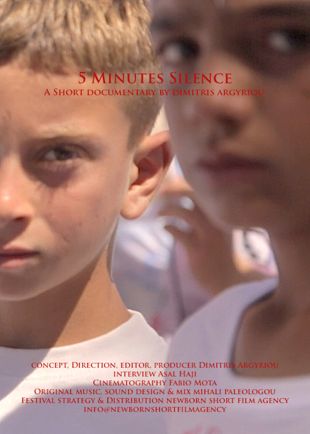5 minutes silence