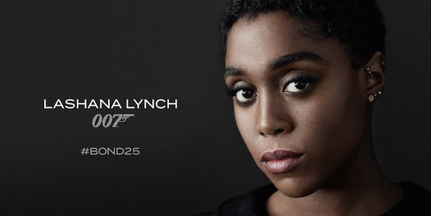 Lashana Lynch 607