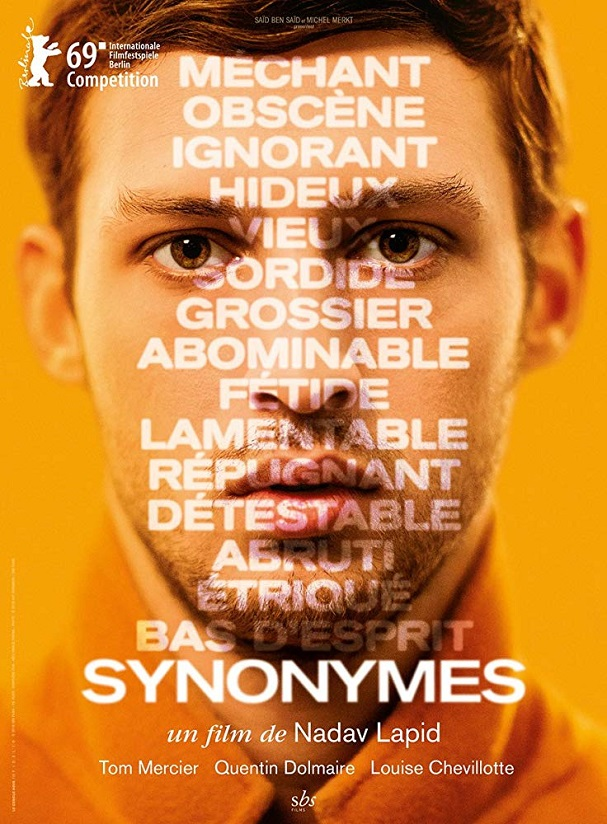synonymes poster 607