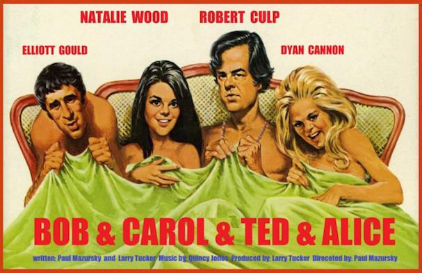 Bob & Carol & Ted & Alice 607