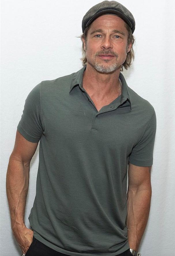 Brad Pitt 607 3