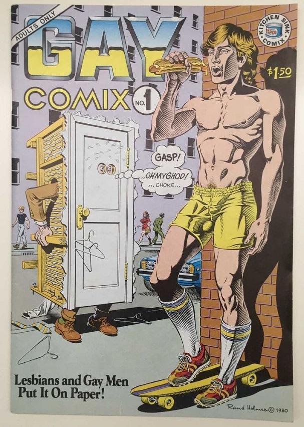 gay comix 607