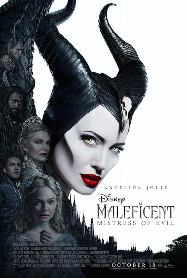 maleficent 2 poster 607 1