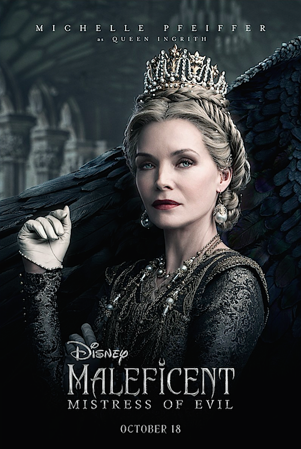 maleficent 2 poster 607 3