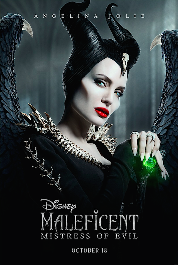 maleficent 2 poster 607 5