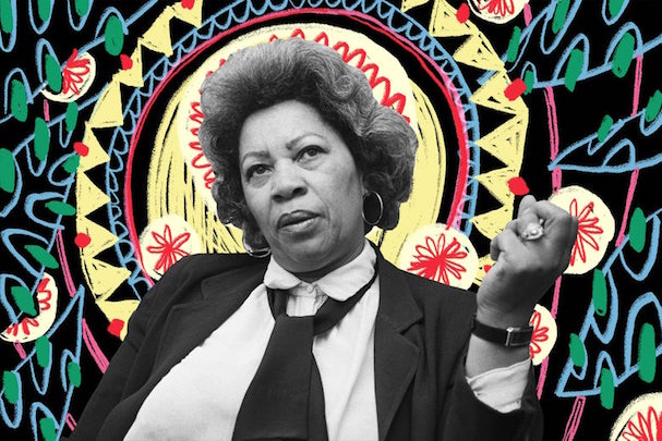 Toni Morrison 607 4