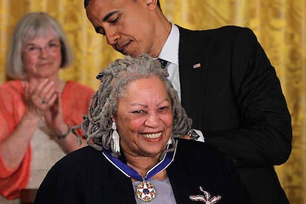 Toni Morrison 607 3