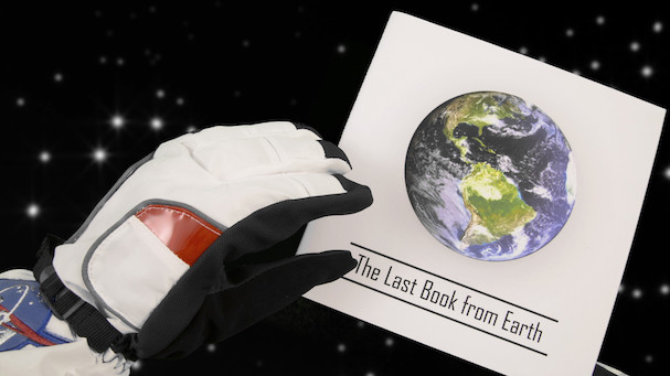 The Last Book From Earth